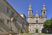Monastery of Poio — Stock Photo