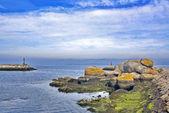 Porto doca vilaxoan — Foto Stock