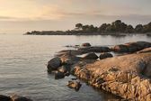 Galicia littoral — Stock Photo