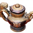 Stock Photo: Oil lamp