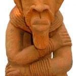 African Original Sculpture — Stock Photo #12242653