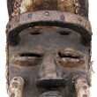 African masks and sculpture — Stock Photo #12242652