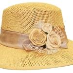 Straw hat — Stock Photo #12258293