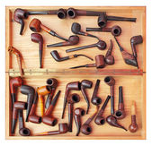 Tobacco pipes — Stock Photo