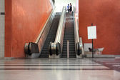 Escalator — Stock Photo