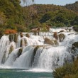 Krka waterfalls3 — Stock Photo