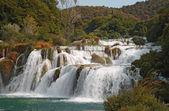 Krka waterfalls3 — Stock Photo