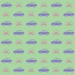 Stockvector : Cars Wallpaper