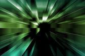 Blocchi verdi — Foto Stock