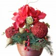 Royalty-Free Stock Photo: Christmas arrangements