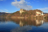 Bled Castle4 — Stock Photo