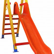 Stock Photo: Childrens slide