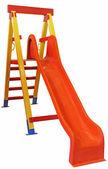Childrens slide — Stock Photo