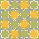 Постер, плакат: Byzantine mosaic1