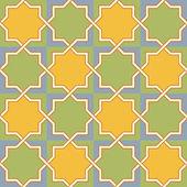 Byzantine mosaic1 — Stock Vector