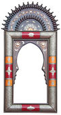 Old Moroccan frame — Stock Photo