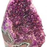 piedra amatista — Foto de Stock