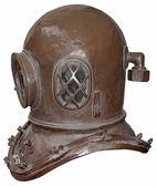 Old diving helmet — Stock Photo