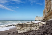 Etretat Normandy — Stock Photo