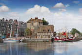 Honfleur — Stock Photo