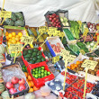 Vegetables and fruits — Stockfoto