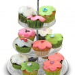 Colorful muffins — Stock Photo #33367685