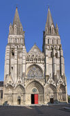 Bayeux Cathedrale — Stock Photo
