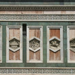 Detail of Cathedral in Florence — Stock Photo