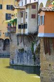 Florence Ponte Vecchio — Stock Photo
