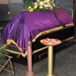 Stock Photo: Coffin