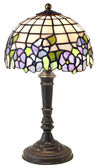 Tiffany Lamp — Stock Photo