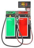 Gasoline pump — Stock Photo
