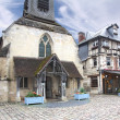 Stock Photo: Semuseum Honfleur