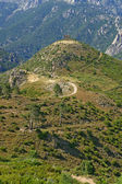 Old fort Corsica — Stock Photo