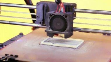 3D Printer — Stock Video