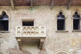 Romeo and Juliet balcony — Stock Photo