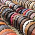 Set belts — Stock Photo #49319817