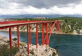 Pont de maslenica — Photo