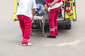 Ambulance — Stockfoto