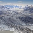 Glaciers, St Elias Range — Stock Photo #12397209