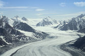 Glacier, St Elias Range, Canada — Photo