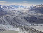 Glaciers, St Elias Range — Stock Photo