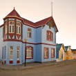 Lderitz, Namibia, Africa, street view - Stock Photo