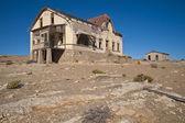 Ghost diamond mining town Kolmanskop — Stock Photo