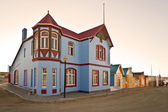Lüderitz, Namibia, Africa, street view — Stock Photo