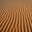 Sand dune, African desert, close-up — Stock Photo