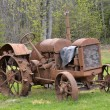 Old tractor — Stock Photo #12530570