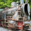 Old steam locomotive — Stock Photo #14861429