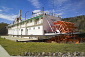 Sternwheeler SS Keno, Dawson City — Stock Photo