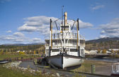 Sternwheeler SS Klondike, Whitehorse, Canada — Stock Photo